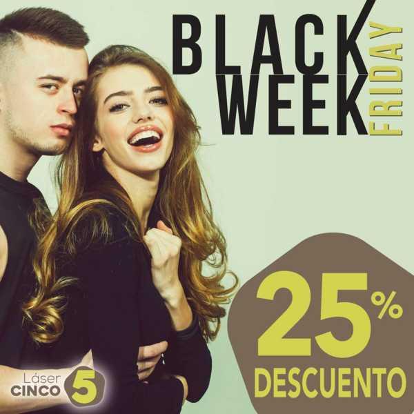 black Friday 25 Descuento Depilacion