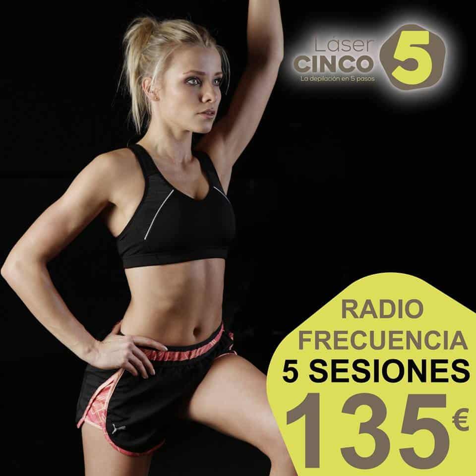 radiofrecuencia Laser5 Valladolid