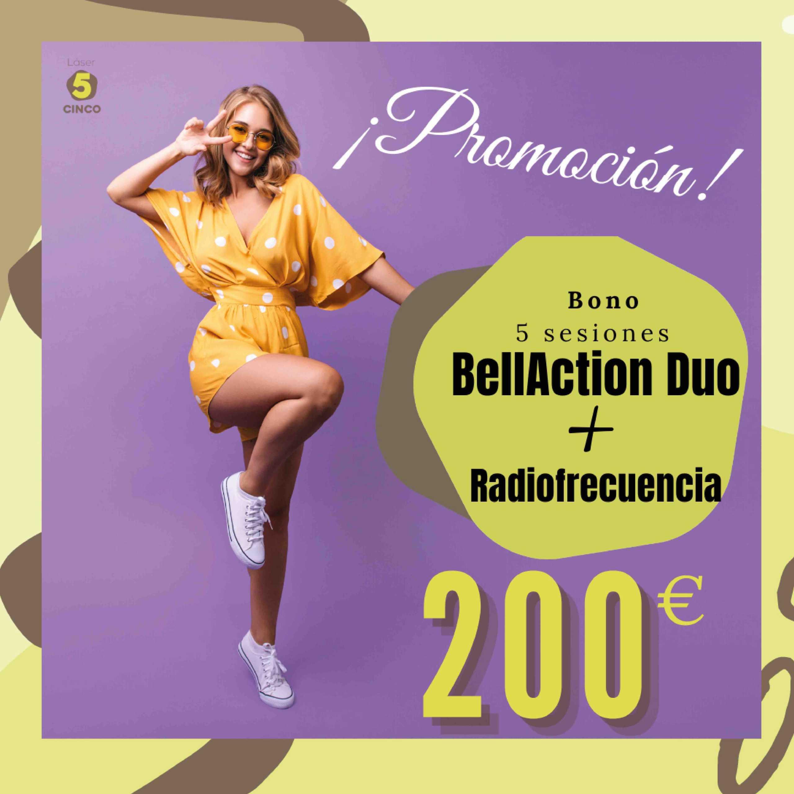 BellAction y Radiofrecuencia Valladolid